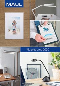 MAUL - Nouveautes 2020 (32 pages)