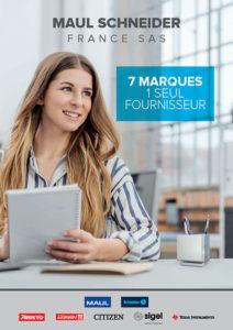 Maul Schneider France SAS - 5 Marques 1 seul Fournisseur (8 pages)