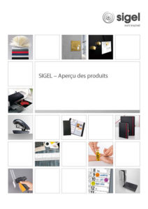 SIGEL - Catalogue 2019 (64 pages)